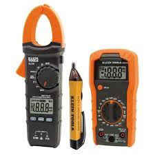 klein tools 3 piece meter and test kit