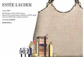 estee lauder gift with purchase 2010