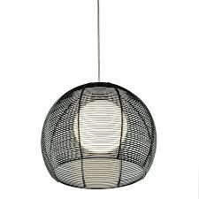 best of wire pendant light apollo wire cage pendant light jeffreypeak white wire cage pendant light