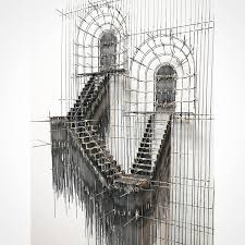 architecture sketches. 3d sketch sculptures by david moreno architecture sketches t