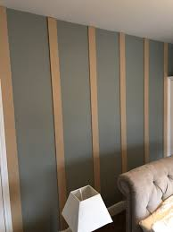 vertical strips fitted