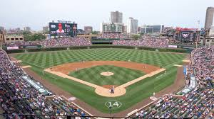 Wrigley Field Chicago Tickets Schedule Seating Chart