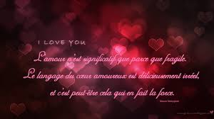 Citations Sur Le Coeur Et Lamour Message Damour