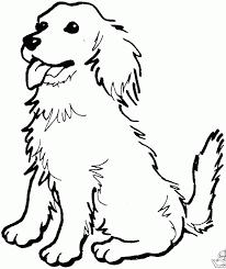 Kleurplaten Honden Kleurplaten Kleurplaatnl