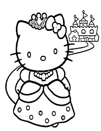 / 10+ hello kitty coloring pages. Pin On Crafts