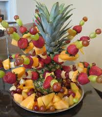 Decorative Fruit Trays Decorating Ideas For Fruit Platters 97