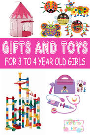 Best Gifts For 3 Year Old Girls. Lots of Ideas for 3rd Birthday, Christmas