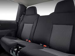 2004 Chevy Colorado Seat Covers - Velcromag
