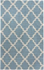 image of blue area rugs