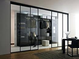 modern glass closet doors. Glass Closet Doors Modern Large With Sliding Door Black S