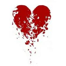 Image result for broken heart dividers