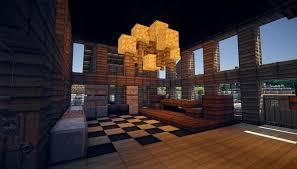 minecraft interior lighting. Modern House Interior Design Minecraft Clever Home 11 On Ideas Lighting