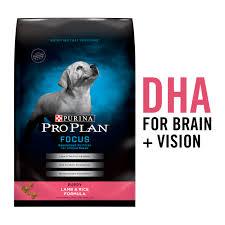 Purina Pro Plan Dry Puppy Food Focus Lamb Rice Formula 34 Lb Bag Walmart Com