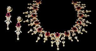 ruby uncut diamond set emerald diamond bangle dels indian jewellery in edison nj