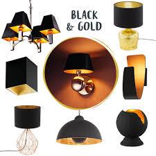 Lampentrend Black Gold