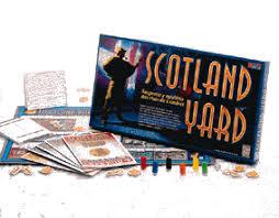 Resultado de imagem para scotland yard jogo antigo