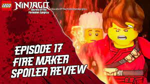 Lego Ninjago Season 12 Episode 17