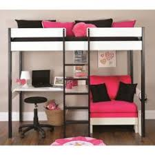 awesome loft beds with desk and couch. Contemporary Couch Stompa Uno 5 Nero Highsleeper With Desk And Pullout Bed  WorldStores For Awesome Loft Beds With And Couch E
