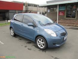 2008 Toyota Yaris Toyota - 2008 Yaris T3+ Hatch Back used car for ...