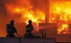 Resultado de imagen para niños muertos en un incendio