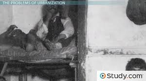 urbanization other effects of the industrial revolution social urbanization during the second industrial revolution in america effects problems