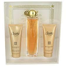 amazon organza by givenchy gift set 3 4 oz eau de parfum spray 2 5 oz body veil 2 5 oz shower gel for women beauty