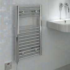 kudox electric towel warmer h 700mm w 400mm departments diy kudox electric towel warmer h 700mm w 400mm departments diy at b q