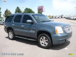 2007 GMC Yukon Denali AWD in Stealth Gray Metallic - 361040 ...