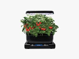 an easy to use app connected hydroponic garden