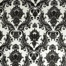 black and white chandeliers fahsion fancy girly old posh wallpaper