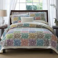 Deco Scallop Reversible Duvet Cover Set | Duvet, Dorm and College & Catalina Quilt from The Company Store. Adamdwight.com