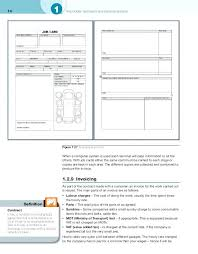 Workshop Job Card Template Pads 2 Sheet Paper Works Cards Garage ...