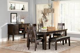 haddigan formal dining room set by signature design from