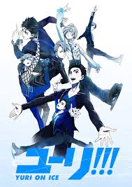 Yuri On Ice Anime Announced Original Ice Skating Series