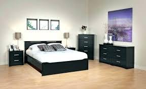 black modern bedroom sets. Queen Bedroom Furniture Set Modern Black Sets Bedrooms