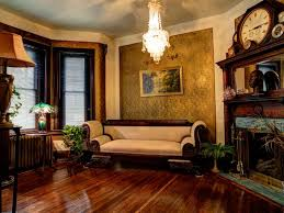 Old World Gothic and Victorian Interior