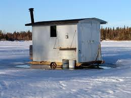 brilliant ice fishing hut plans build an ice fishing hut