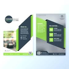 Template Brochures Design Templates Template Free Product Hure