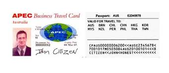 Applications For Apec Travel Cards Go On Line From 1 July 2017 For