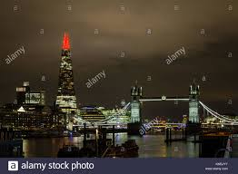 The Shard London Christmas Lights London Uk 4th Dec 2017 The Shard Christmas Lights The