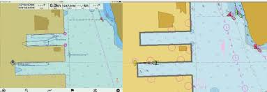 Noaa Chart Updates Noaa Quickly Updates Nautical Chart Allowing Large Ships To