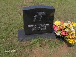 Hoyle Pearson Holcomb (1934-2001) - Find A Grave Memorial