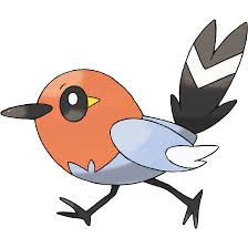 √ Bird Like Pokemon