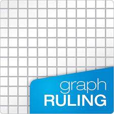 Ampad Graph Ruled Refill Sheets For Ampad Versa Crossover Import