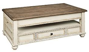 Where actual items were no longer available, i've provided similar options. French Country Coffee Tables Ashley Furniture Homestore