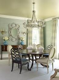 interior design ideas dining room love the mirror and chandelier