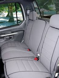 ford explorer full piping seat covers rear seats