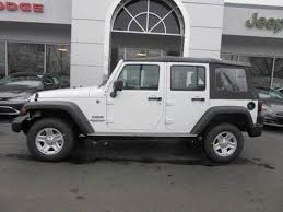 jeep wrangler 2015 white. 2015 jeep wrangler unlimited for sale in lebanon oh white l