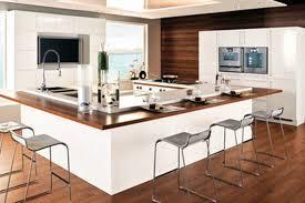 Cuisine Moderne Ilot Luxe Cuisine Equipee Avec Ilot Central Beau Ca