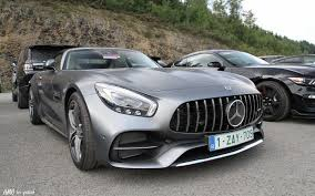 AMG's at the Formula 1 Belgian Grand Prix - AMG In Years